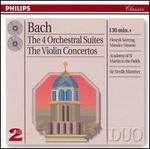 Bach: Orchestral Suites Nos. 1-4; Violin Concertos Nos. 1-2; Concerto for 2 Violins