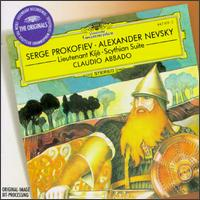 Prokofiev: Alexander Nevsky; Scythian Suite; Lieutenant Kij� - Adolph Herseth (trumpet); Claudio Abbado (conductor)