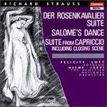 Richard Strauss: Der Rosenkavalier Suite; Salome's Dance; Suite from Capriccio