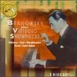 Brailowsky Plays Virtuoso Showpieces