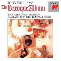 Baroque Album - John Williams (guitar)