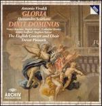 Vivaldi: Gloria; Scarlatti: Dixit dominus