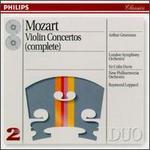 Mozart: Violin Concertos (Complete) -