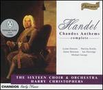 Handel: Chandos Anthems