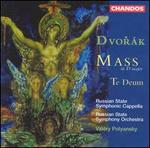 Dvor�k: Mass in D major; Te Deum