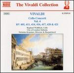 Vivaldi: Cello Concerti, Vol. 4