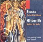 Strauss: Tod und VerklSrung; Hindemith: Mathis der Maler