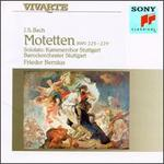 J.S. Bach: Motetten, BWV 225-229