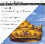 Bach: Favorite Organ Works