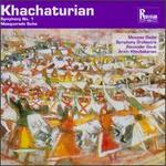 Aram Khachaturian: Symphony No. 1; Masquerade Suite