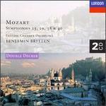 Symphonies 25, 29, 38 & 40