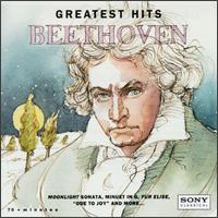 Beethoven: Greatest Hits - Carolyn Watkinson (mezzo-soprano); Dennis O'Neill (tenor); English Chamber Orchestra (chamber ensemble);...