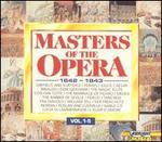 Masters of the Opera, 1642-1843, Vol. 1-5