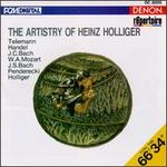 The Artistry of Heinz Holliger