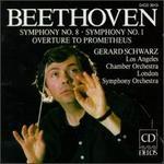 Beethoven: Symphony No. 8; Symphony No. 1; Overture to Prometheus