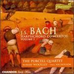 Bach: Harpsichord Concertos, Vol.1