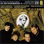 An 1815 Schubertiad II (The Complete Songs, Vol. 22)