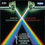 Bart=k & Lutoslawski: Concertos for Orchestra