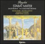 Pergolesi: Stabat Mater; Salve Regina; In Coelestibus Regnis