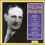 Plays Brahms Harris Benjamin & Kreisler