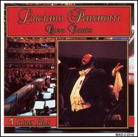 Luciano Pavarotti sings Opera Classics - Gundula Janowitz (soprano); Joan Sutherland (soprano); Luciano Pavarotti (tenor); Mirella Freni (soprano)