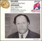 Delibes; Copp�lia & Sylvia Suites; Gounod: Faust - Ballet Music