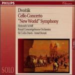 """Dvor�k: Cello Concerto; """"New World"""" Symphony"""