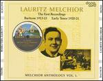 Melchior Anthology, Vol. 1: The First Recordings