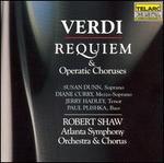 Verdi: Requiem & Operatic Choruses