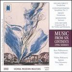 Helmschrott: Riflessioni Su Dante Per Orchestra; Constantinides: Symphony No.5; Ernst: Variations; Johnston: Samsara