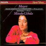 Mozart: 3 Piano Sonatas, KV 270, 457 & 576; Fantasia in C, KV475
