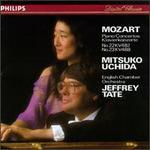 Mozart: Piano Concertos Nos. 22, KV482 & 23, KV488