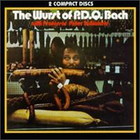 The Wurst of P.D.Q. Bach - Bill Macy (vocals); Chamber Orchestra (chamber ensemble); Heavy Opera Company; I Virtuosi Hoople; John Ferrante (tenor);...