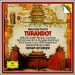 Puccini-Turandot / Ricciarelli · Domingo · Hendricks · Raimondi · Wiener Phil. · Karajan