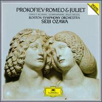 Prokofiev: Romeo & Juliet - Boston Symphony Orchestra; Seiji Ozawa (conductor)