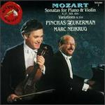 Mozart: Sonatas for Violin & Piano, Vol. 2: K. 27, 303, 454 & Variations K. 359