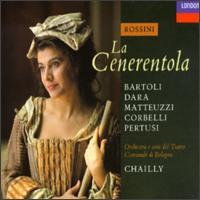 Rossini: La Cenerentola - Alessandro Corbelli (vocals); Cecilia Bartoli (vocals); Dario Ravetti (double bass); Enrico Baldotto (cello);...