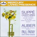 SuppT: Overtures; Auber: The Bronze Horse; Etc. - Detroit Symphony Orchestra