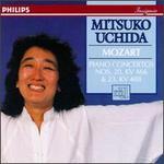 Mozart: Piano Concertos Nos. 20, KV466 & 23, KV488