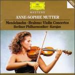 Mendelssohn, Brahms: Violin Concertos