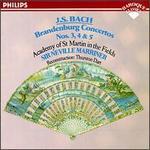 Bach: Brandenburg Concertos Nos. 3, 4 & 5