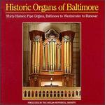 Historic Organs of Baltimore