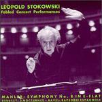 Mahler: Symphony No. 8; Debussy: 3 Nocturnes; Ravel: Rapsodie Espagnole