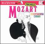 Mozart: More Greatest Hits
