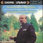 Richard Strauss: Also sprach Zarathustra; Ein Heldenleben