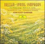 Britten: Spring Symphony / 5 Flower Songs / Hymn to St. Cecilia, Opp. 27, 44, 47