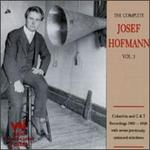 The Complete Josef Hofmann, Vol. 3