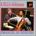 Rachmaninov, Prokofiev: Cello Sonatas