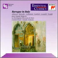 Baroque In Italy - Fernando Zampieri (violin); Ferrucio Sangiorgi (violin); Jean-Claude Malgoire (oboe); Piero Toso (violin);...