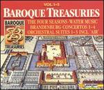 Baroque Treasuries, Vol. 1-5 [Box Set]